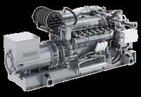 Газовый генератор Siemens SGE-86EM