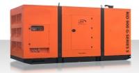 Дизель-генератор RID 800 G-series S в кожухе 3ф 800кВА/640кВт