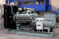 Дизель-генератор СТМ М.1030 открытый 3ф 1030кВА/824кВт