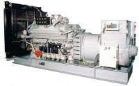 Дизель-генератор СТМ М.1260 открытый 3ф 1260кВА/1008кВт