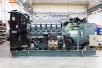 Дизель-генератор СТМ М.1400 открытый 3ф 1400кВА/1120кВт