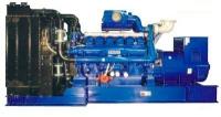 Дизель-генератор СТМ М.1500 открытый 3ф 1500кВА/1200кВт