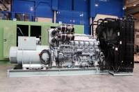 Дизель-генератор СТМ М.2000 открытый 3ф 2000кВА/1600кВт