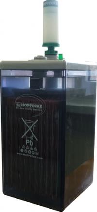 Аккумуляторная батарея Hoppecke 7 OSP.HC 595