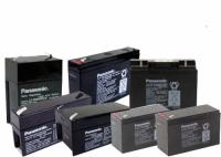 Аккумуляторная батарея 12В 65Ач Panasonic LC-X1265
