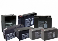 Аккумуляторная батарея 12В 9Ач 45Вт Panasonic UP-PW1245P1