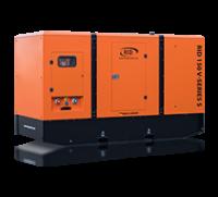 Дизель-генератор RID 150 V-series S в кожухе 3ф 150кВА/120кВт