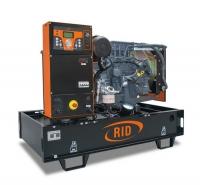 Дизель-генератор RID 8 E-series открытый 3ф 8.0кВА/6.4кВт