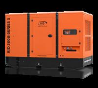 Дизель-генератор RID 300 B-series S в кожухе 3ф 300кВА/240кВт