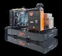 Дизель-генератор RID 300 V-series открытый 3ф 300кВА/240кВт