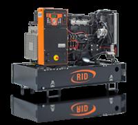 Дизель-генератор RID 20 E-series открытый 3ф 20кВА/16кВт