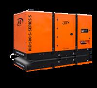 Дизель-генератор RID 500 S в кожухе 3ф 500кВА/400кВт
