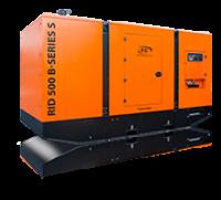 Дизель-генератор RID 500 B-series S в кожухе 3ф 500кВА/400кВт