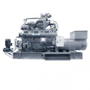 Газовый генератор Siemens SGE-36FL
