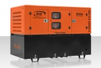 Дизель-генератор RID 8 E-series S Twin Power в кожухе 3ф 8кВА/6,4кВт