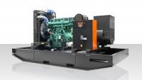 Дизель-генератор RID 500 V-series открытый 3ф 500кВА/400кВт