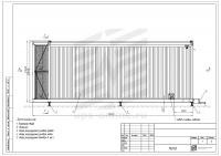 Контейнерный модуль центра обработки данных односекционный МЦОД BIR 50кВт