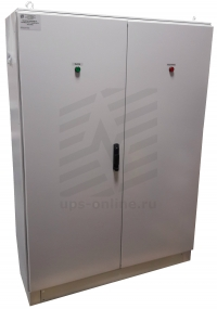 Шкаф внешнего сервисного байпаса (ШВСБ) BIR для ИБП 140кВа по схеме 2+1