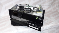 Выпрямительная система постоянного тока в шкафу 220/220 Flatpack2 6 кВт SP2 6U