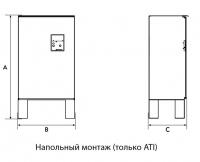 Панель переключения нагрузки ATI 630