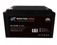 Аккумуляторная батарея ВОСТОК Pro CX-12100