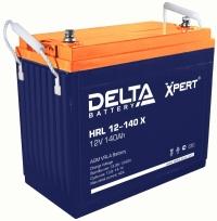 Аккумуляторная батарея Delta HRL 12-140 X