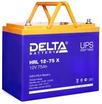 Аккумуляторная батарея Delta HRL 12-75 X