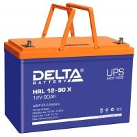 Аккумуляторная батарея Delta HRL 12-90 X
