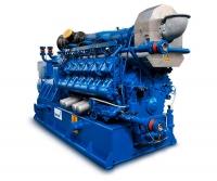 Газовый двигатель MWM TCG 2020 V12 K