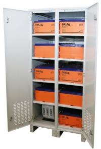 Батарейный кабинет DELTA D-12ES