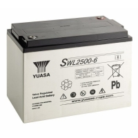Аккумуляторная батарея Yuasa SWL 2500-6